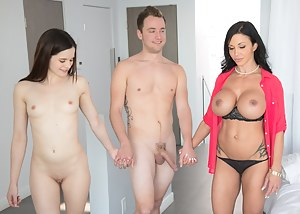 Threesome Porn Pictures