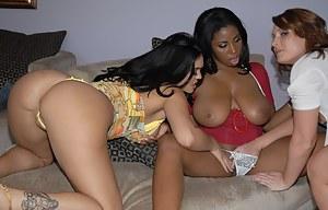 Lesbian Interracial Porn Pictures
